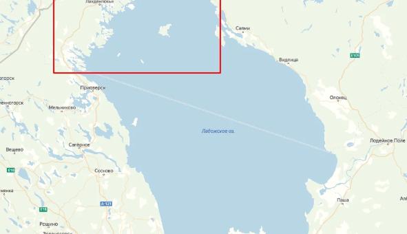 Где ловить рыбу на Ладожском озере